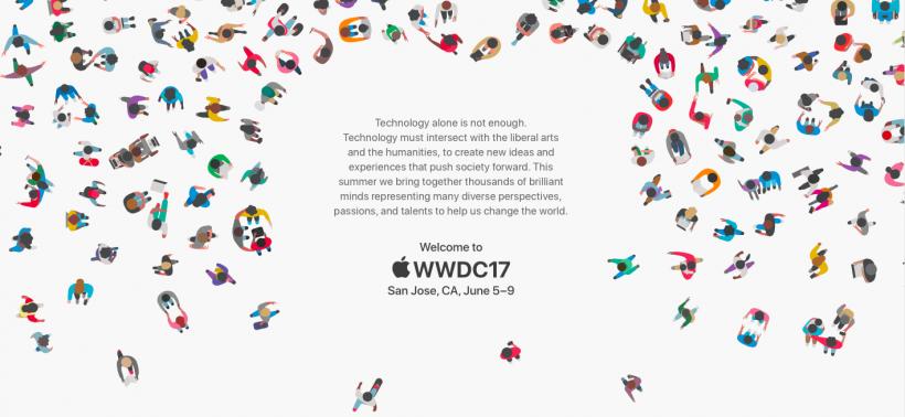 WWDC 2017 Invite