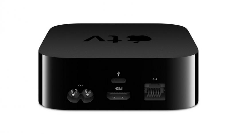 Apple TV 4 Back