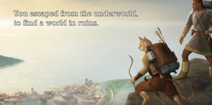 Avernum: 3: Ruined World