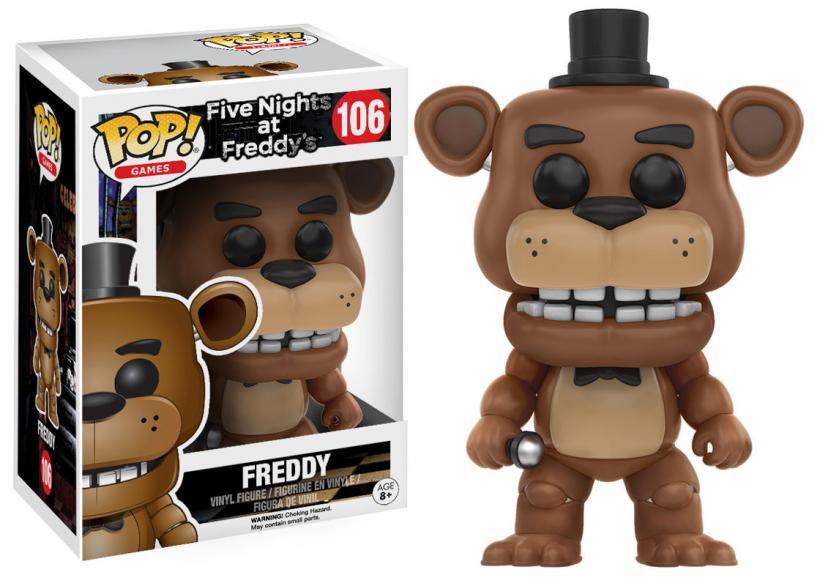 Five Nights at Freddy's Funko POP