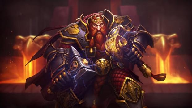 Magni Bronzebeard