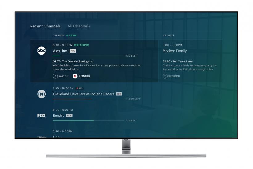 Hulu Live TV Guide