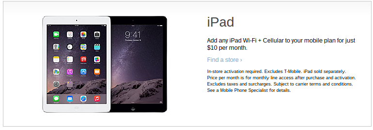 iPad Air 2 Deal