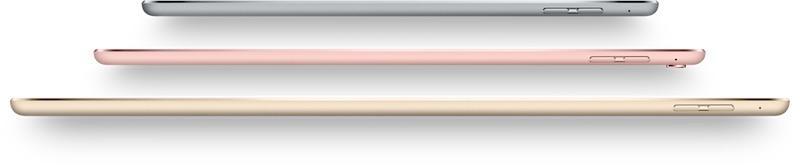 2017 iPad Lineup