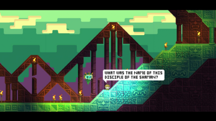 Temple of the Spikes: The Legend